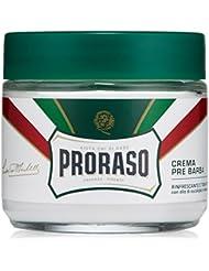 Proraso Pre shave Cream 100ml mit Eucalyptus�l UND Menthol, 100 ml