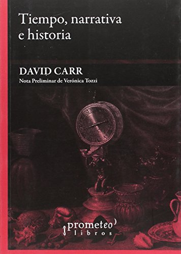 Descargar Libro Tiempo, narrativa e historia de David Carr