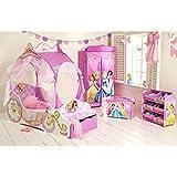 Disney Princess transport Toddler Bed avec rangement