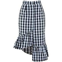 Vectry Faldas Maxi Falda Falda Tul Mujer Larga Faldas Mujer Cortas Elegante Faldas Tul Mujer Falda