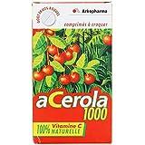 ARKOPHARMA Acerola 1000 à croquer - 30 comprimés