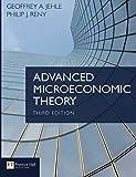 Advanced Microeconomic Theory