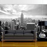 murando - Fototapete New York 200x140 cm - Vlies Tapete - Moderne Wanddeko - Design Tapete - Wandtapete - Wand Dekoration - Stadt 101104-1