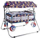 Baby Swing Cradle - Jhula Cum Stroller w...