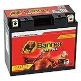 Banner 51001Gel Akku Moto Bike Bull