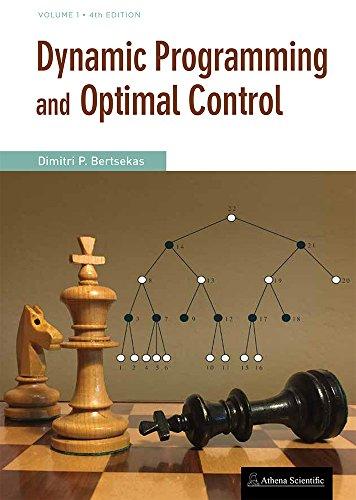 Dynamic Programming and Optimal Control: 1 por Dimitri P. Bertsekas