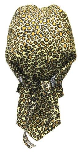 Bandana Cap Leopardenmuster