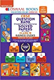 Oswaal CBSE Question Bank Class 12 Business Studies Chapterwise & Topicwise Solved Papers (Reduced Syllabus) (For 2021…
