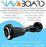Fit4home Navboard Self Balancing Two Wheel Scooter Hoverboard