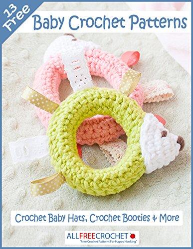 13-free-baby-crochet-patterns-english-edition