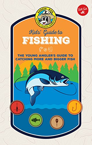 Ranger Rick Kids' Guide to Fishing: The Young Angler's Guide to Catching More and Bigger Fish (Ranger Rick Kids' Guides) por Dave Maas