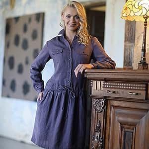 Vestito in lino ardesia alma casa e cucina for Ardesia per cucinare