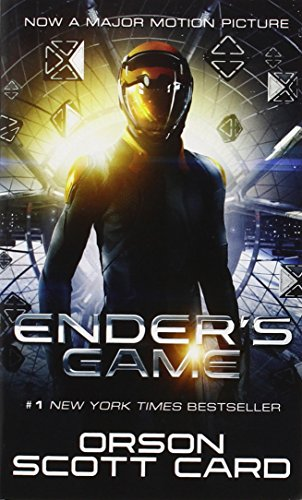 Book cover for Ender's Game
