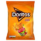 Doritos Tangy Cheese Tortilla Chips, 180 g