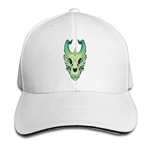 Personality Caps Hats Dragon Skull Mens&Womens Fashion Sun Cap Baseball Cap