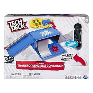 Rampa transformable Tech Deck6035885. de Spin Master