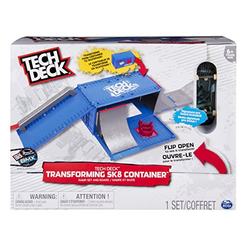 Tech Deck - 6035885 Transforming Sk8-Container