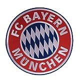 Fc Bayern München Aufnäher / Patch Logo klein FCB