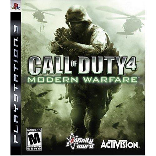 Ps3 Call of Duty 4 Modern Warfare (Ps3 Call Duty 4)