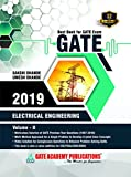 GATE 2019: Electrical Engineering - Solved Papers (32 Years) VOLUME-02