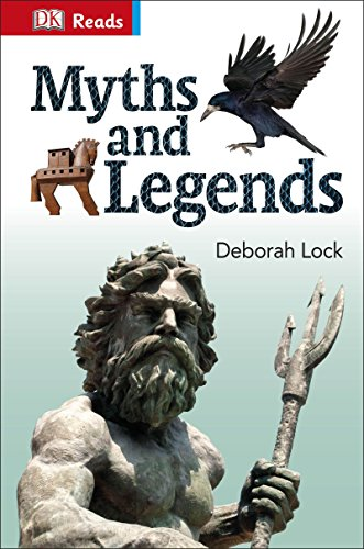 Myths and Legends (DK Reads Reading Alone)