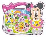 Disney Baby - Licenze Clementoni 17092 - Minnie Vesti e Impara