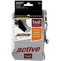 Bort ActiveColor Knöchelbandage schwarz Gr. XXL, Knöchel- und Sprunggelenksbandagen preisvergleich bei billige-tabletten.eu