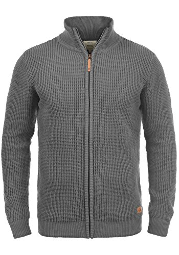 REDEFINED REBEL Mongo Cardigan, Größe:M;Farbe:Grey