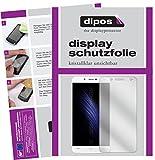 Cubot Rainbow 2 Schutzfolie - 2x dipos Displayschutzfolie Folie klar