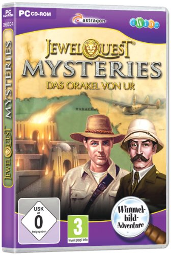 Jewel Quest Mysteries 4 - [PC]