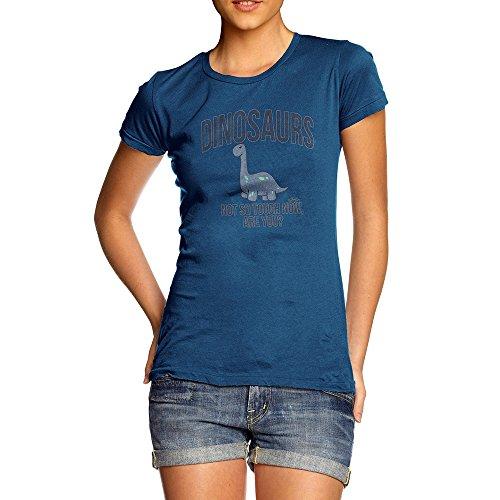 TWISTED ENVY Shirt - Maniche Corte - Donna Royal Blue