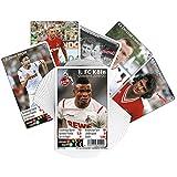 1. FC Köln Quartett 2019/20 - Juego de Cartas (Incluye marcapáginas), diseño de Colonia