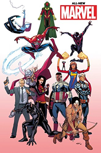 All-new Marvel nº1 coffret