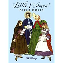"Little Women"" Paper Dolls (Dover Paper Dolls)"