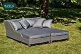 Polyrattan Daybed
