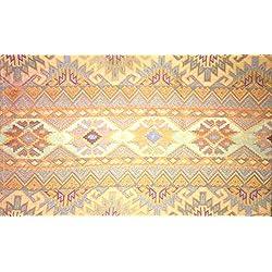 Funda de cojín marroquí de 50 x 30 cm, diseño Africano Azteca, Zigzag, Tribal, geométrico, para sofá, Cama, Regalo, decoración del hogar