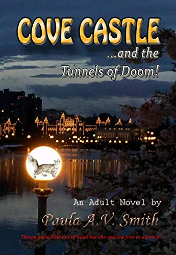 Cove Castle and the Tunnels of Doom (English Edition) Av-pen
