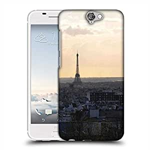 Snoogg Paris City Designer Protective Phone Back Case Cover For Asus Zenfone 6