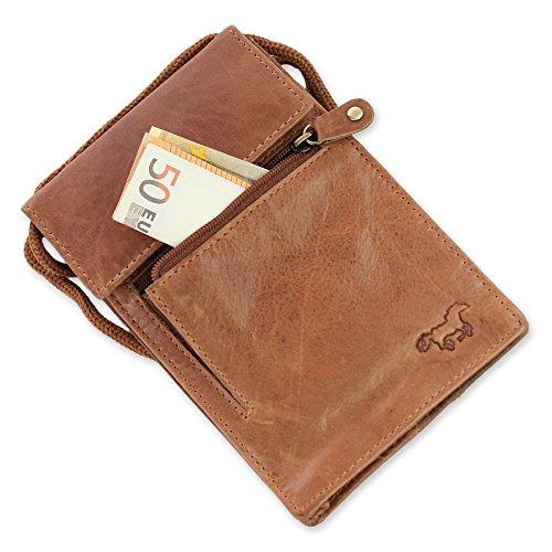 Cartera de viaje para documentos Safekeepers