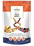 #10: Rostaa Fruit Berry Fusion 200gm