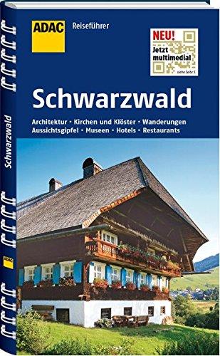Preisvergleich Produktbild ADAC Reiseführer Schwarzwald