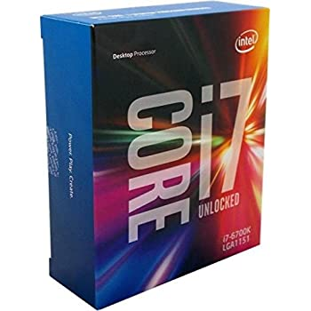 Intel BX80662I76700K - Procesador Intel Core i7 6700K Skylake (4.1 GHz, Socket 1151)