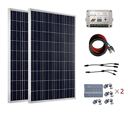 100W solar panel Rated power: 100w Voc: 22.41 Vop: 17.9V Short circuit current (Isc): 6.2A Working current (Iop): 5.59A Output Tolerance: ±3% Temperate coefficient of Isc: (010+/- 0.01)%/ ℃ Temperate coefficient of Voc: - (0.38 +/-0.01)%/ ℃ Temperate...