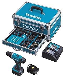Makita Akku Bohrschauber 14.4 V BDF343RHX3