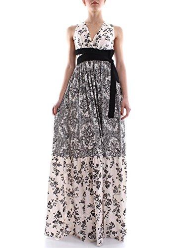 ELISABETTA FRANCHI AB5464301 ROBE Femme Nero