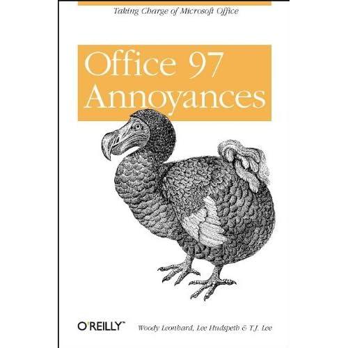 OFFICE 97 ANNOYANCES