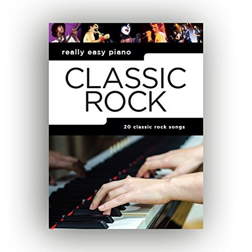 Really Easy Piano: Classic Rock par Various
