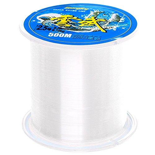 Sicai- Fil de pêche monofilament en nylon...