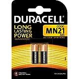 Duracell MN21 Alkaline Batteries (Pack of 2) - A23 - 23 A