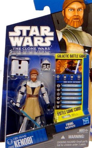 Jedi Master Obi-Wan Kenobi in Clone Armor - -